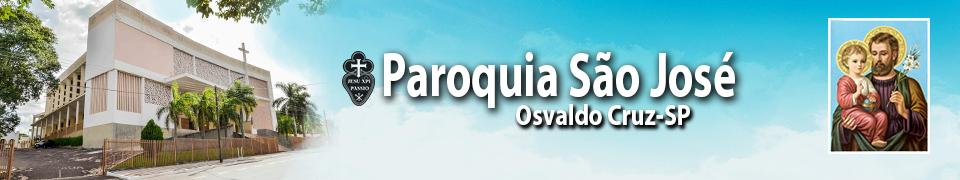 Paróquia São José - Osvaldo Cruz
