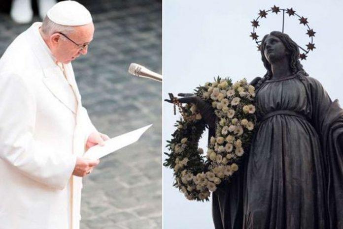 oracao-que-o-papa-francisco-rezou-ante-o-monumento-da-imaculada-em-roma-catholicus-696x466